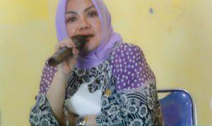Anggota DPRD Luwu Timur, Heryanti Harun.