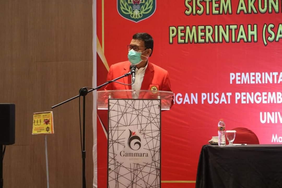 Prof. dr. Muh. Nasrum Massi, Ph.d
